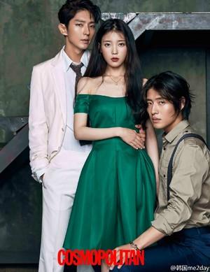 Cosmopolitan Korea звезда Style: Moon Влюбленные - Scarlet сердце Ryeo Casts