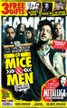 Cover in Metal Hammer Magazine - of-mice-and-men-band photo