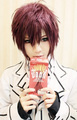 Cute Senri cosplay - vampire-knight photo