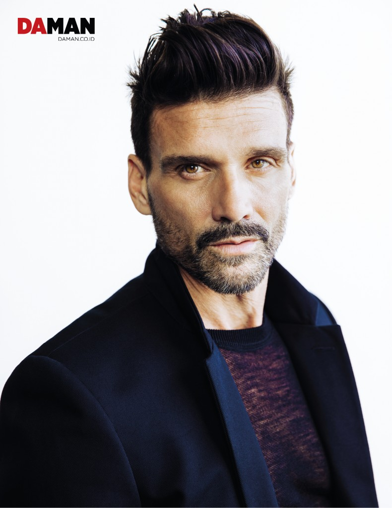 Frank Grillo Images Da Man Magazine 2016 Hd Wallpaper And Background Photos 39850732