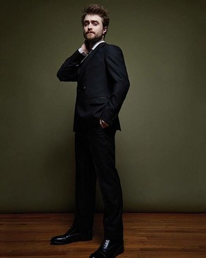 Daniel Radcliffe Photoshoot for August Mag (Fb.com/DanielJacobRadcliffeFanClub)