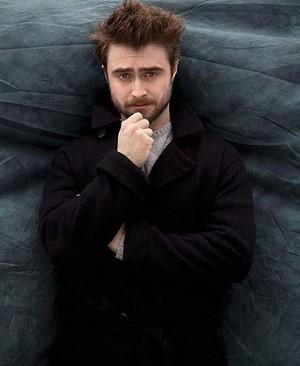 Daniel Radcliffe Photoshoot for August Mag (Fb.com/DanielJacobRadcliffeFanClub)