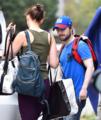Daniel Radcliffe & Erin Darke in New York City, (10.8. 2016) (Fb.com/DanielJacobRadcliffefanClub) - daniel-radcliffe photo