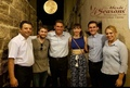 Daniel Radcliffe in Turkey at a Greek Mediterranean restaurant. (Fb.com/DanieljacobRadcliffeFanClub) - daniel-radcliffe photo