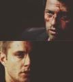 Dean and Castiel - dean-winchester photo
