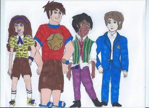 Descendants 2- the Auradon Kids