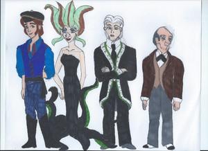 Descendants 2 - the Villain Parents