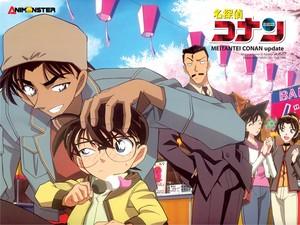 Detective Conan achtergrond