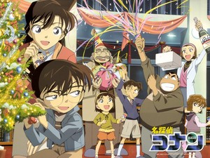 Detective Conan wallpaper