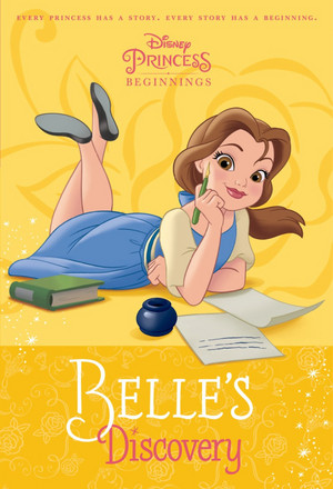 Disney Princess Beginnings: Belle's Discovery