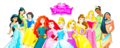 Disney Princesses Group - disney-princess photo