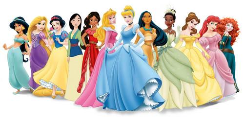 디즈니 프린세스 바탕화면 containing a bridesmaid entitled 디즈니 Princesses with Elena
