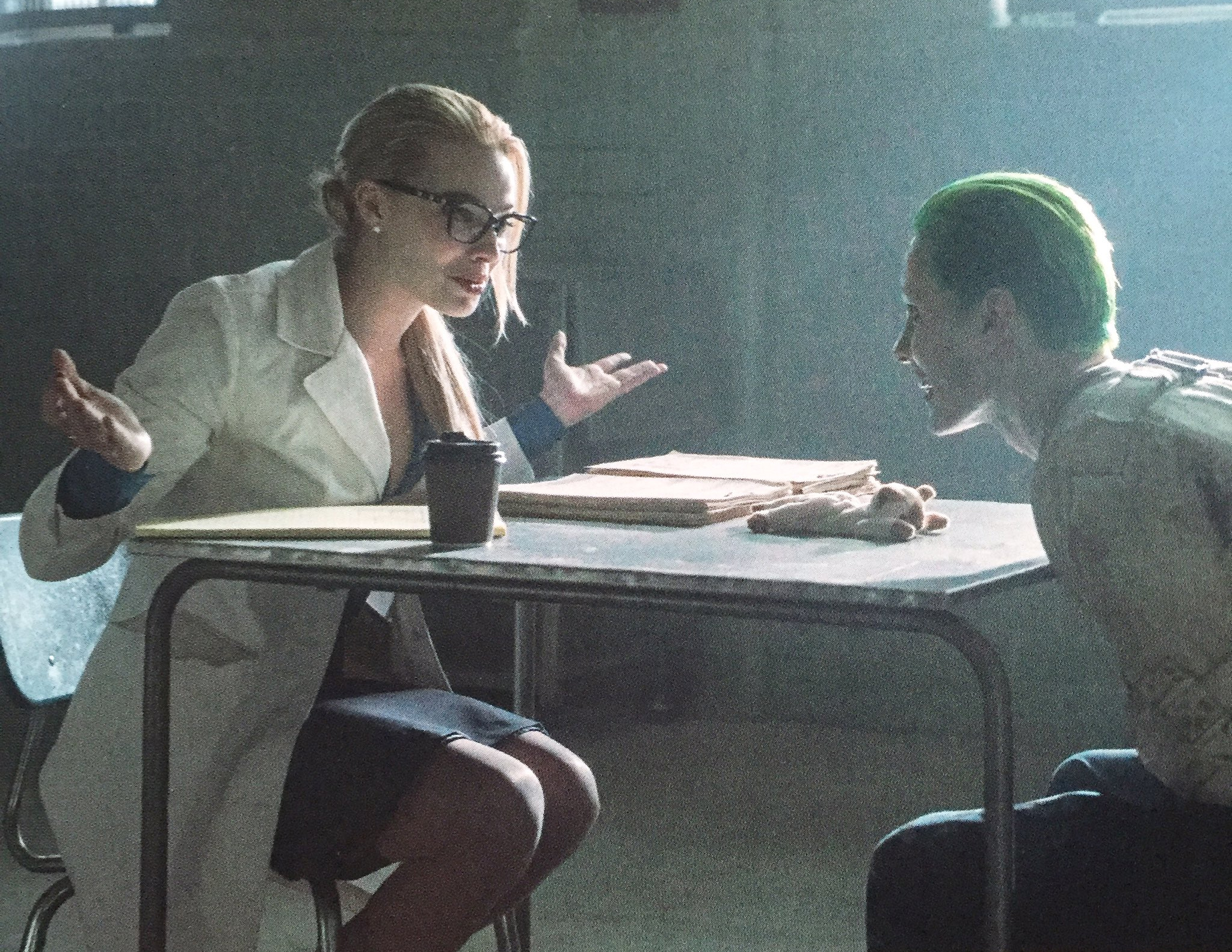 Dr. Harleen Quinzel and The Joker