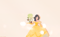 Dress Swap - Jasmine - disney-princess wallpaper