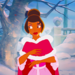 Dress Swap - Tiana - disney-princess icon