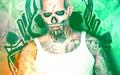 suicide-squad - El Diablo wallpaper