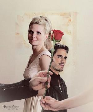 Emma and Killian/Hook (OUAT)