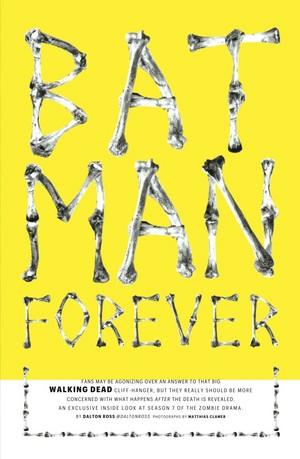 Entertainment Weekly مضمون ~ Bat Man Returns