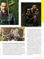 Entertainment Weekly Article ~ Bat Man Returns - the-walking-dead photo