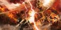 Eren VS Colossal Titan - anime photo
