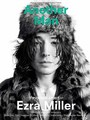 Ezra Miller - AnOther Man Cover - 2013