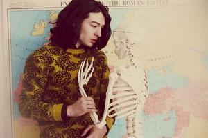 Ezra Miller - Nylon Photoshoot - 2012