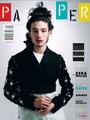 Ezra Miller - Paper Magazine Cover - 2012