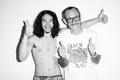 Ezra Miller - Rolling Stone Photoshoot - 2012