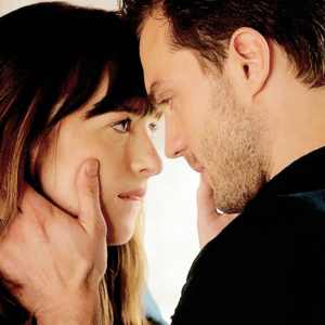 New stills of Ana and Christian for Fifty Shades Darker.