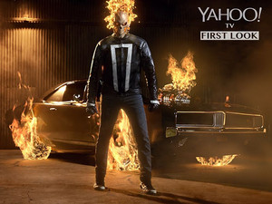 First Look at Ghost Rider