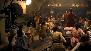 First pictures of 'Beauty and the Beast 2017'