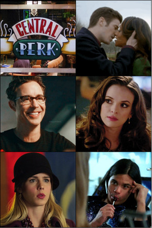 Flarrow - FRIENDS Collage