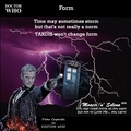 Form - doctor-who fan art