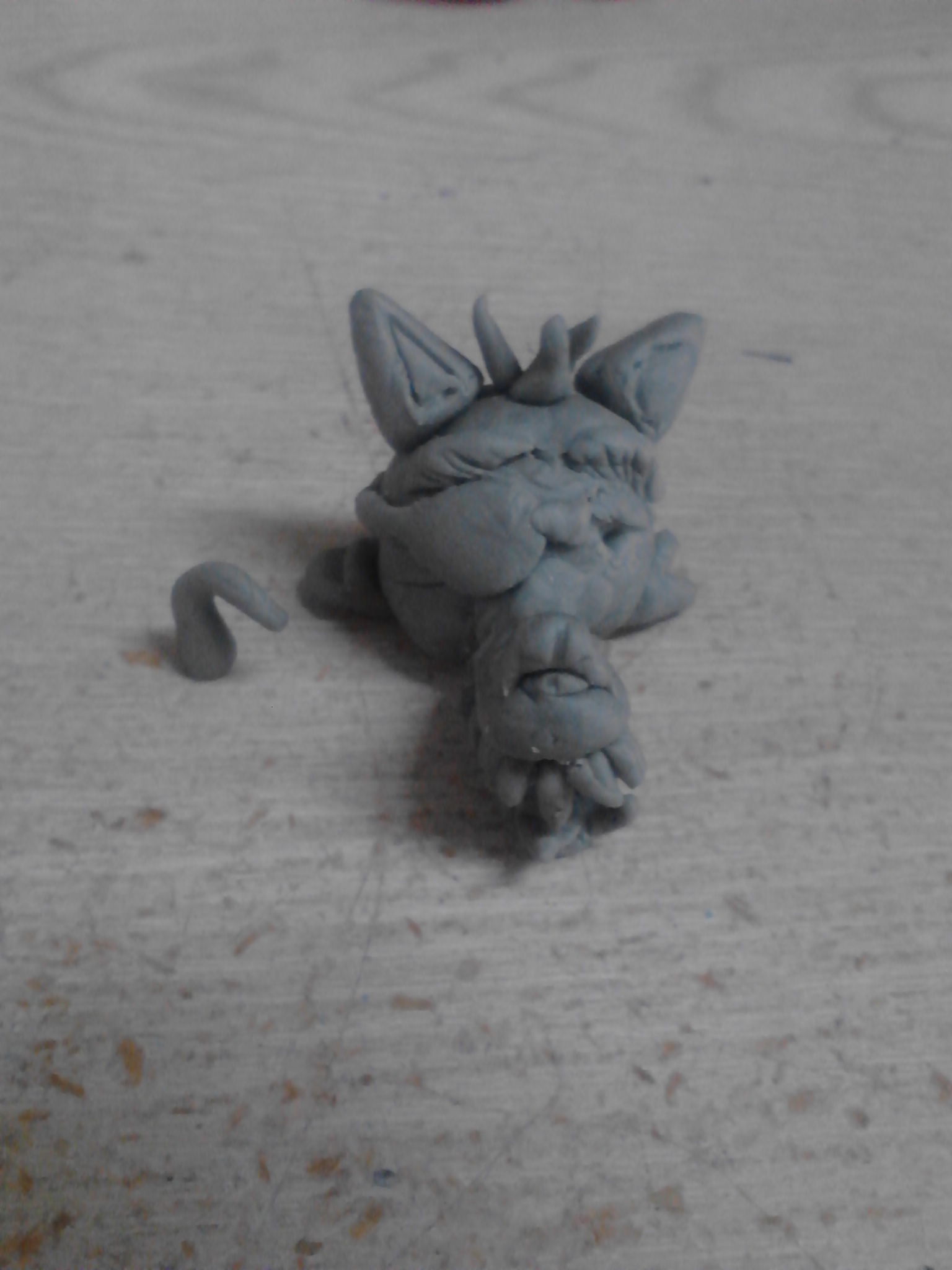 Foxy Head  1