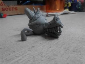 Foxy Head 3