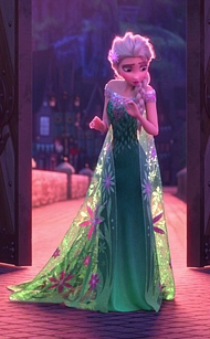 Frozen~ Fever Elsa