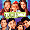 Full House photo containing a portrait called Full House