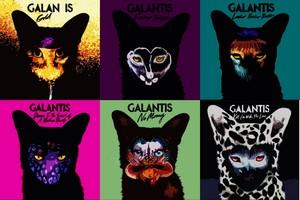 GALANTIS Albums