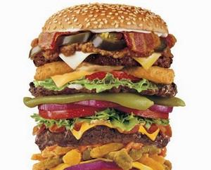 GURU giant burger