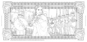 Game of Thrones - Coloring Book