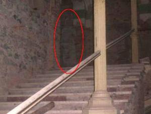 Ghost sighting