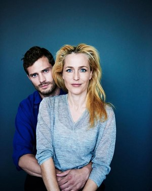 Gillian and Jamie