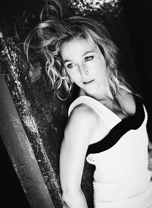 Gillian for Interview Magazine