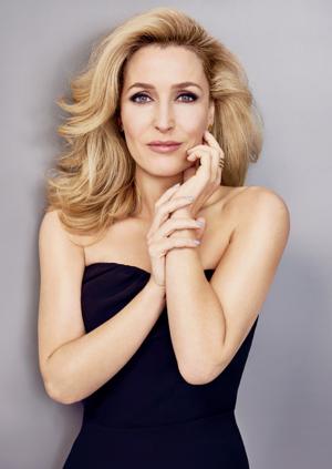 Gillian for New Beauty Magazine