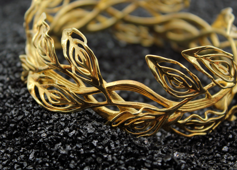 Vulcanjewelry Images Gilt Laurel Cuff Bracelet Art Nouveau Silver Jewellery Wedding Vulcan Jewelry Hd Wallpaper And Background Photos