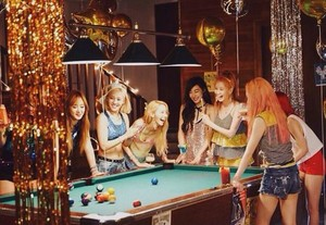 Girls' Generation party