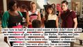 Glee confession (Season 4 newbies) - glee photo