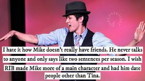 Glee confession