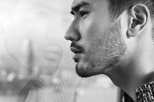 Godfrey for Elle Men HK