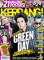 Green Day on the Cover of Kerrang! Magazine (August 2016) - green-day photo